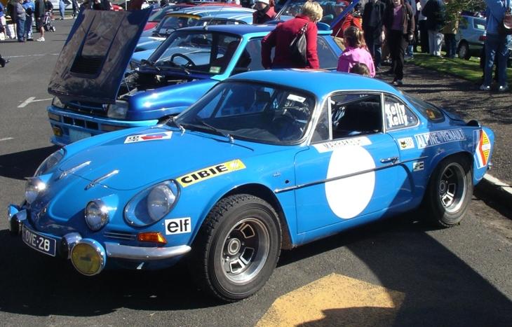 Al's Alpine 100705