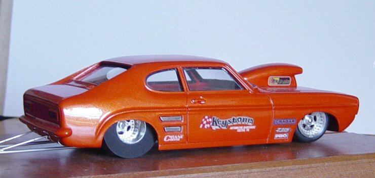 Ford Capri 3