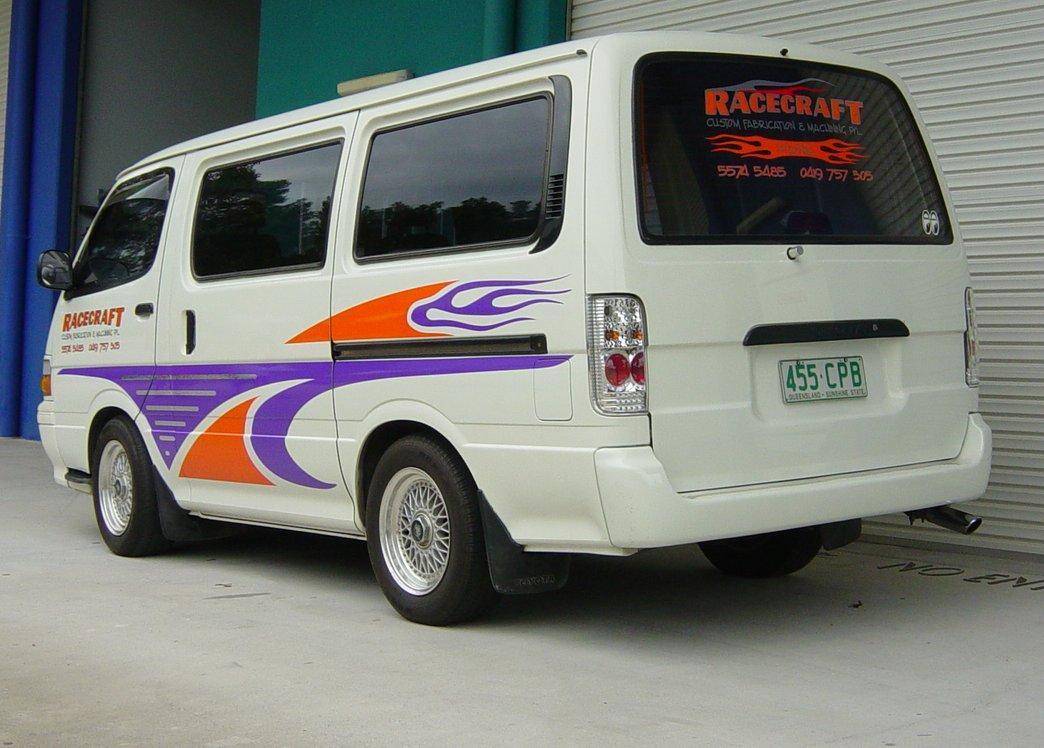 Racecraft Van 4