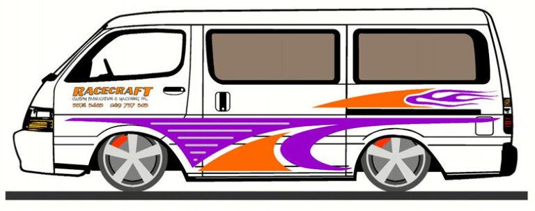 racevan1
